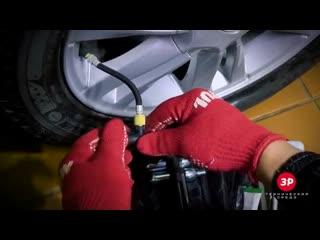 Как накачать колесо без компрессора