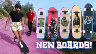 RIDING 2020 LANDYACHTZ LINE UP FOR THE FIRST TIME