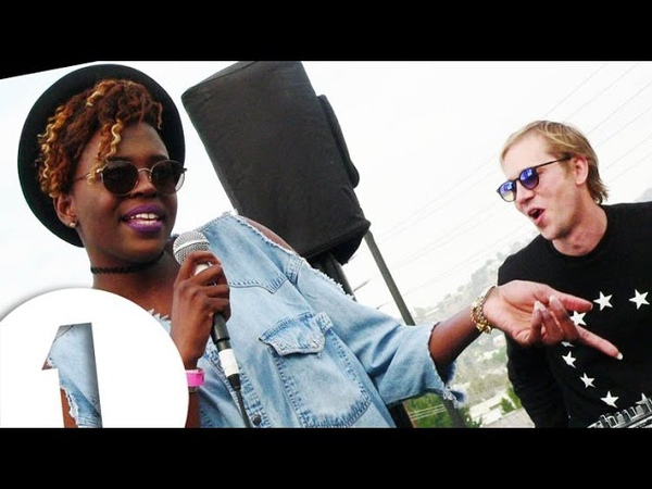 Riton feat. Kah-Lo - Rinse Repeat live for Pete Tong in LA