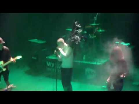 Метель Я был там где не был ты После меня live прощальный концерт Киев Монтерей 27 09 19
