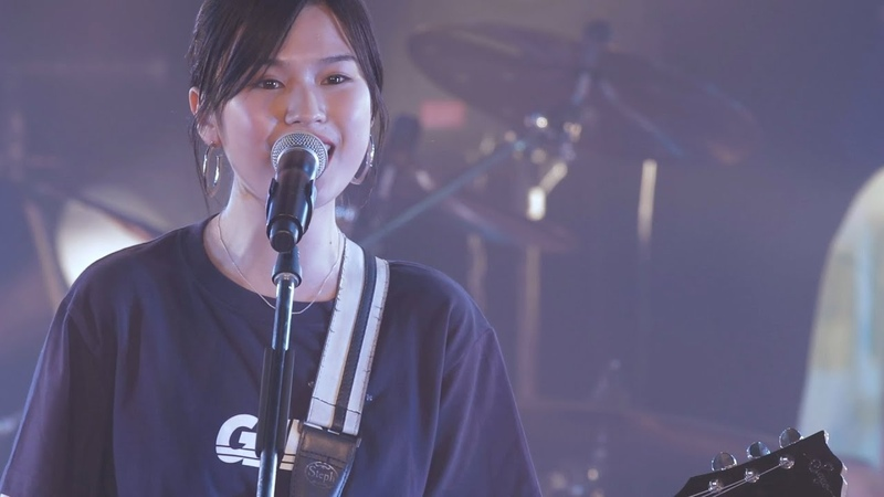 GIRLFRIEND sky blue LIVE 『GIRLFRIEND% 真夏の大挑戦 ~ミッションなんてパイナップル ~』@恵比寿LIQUIDROOM