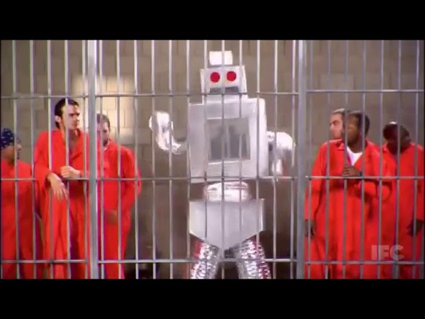 Робот долбаёб