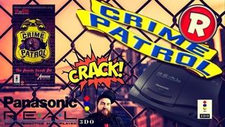 Crime Patrol / Играем в Panasonic 3DO .