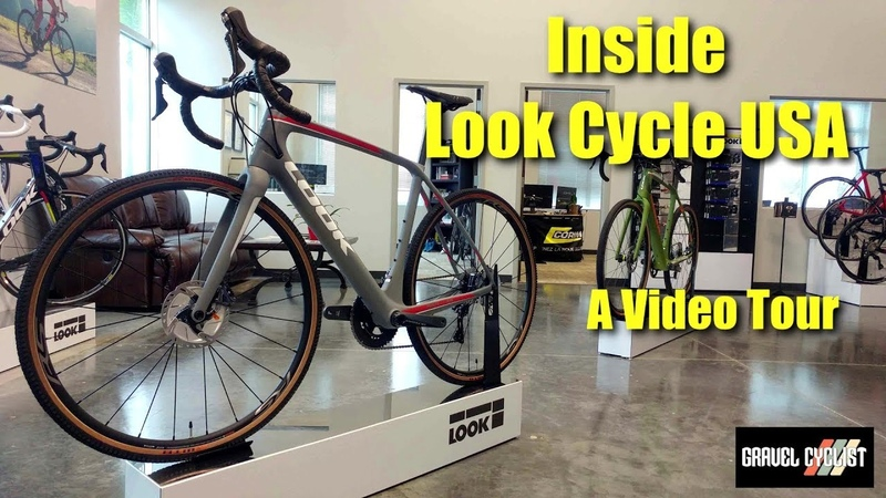 Inside Look Cycle USA - A Video Tour - With Corima Wheels