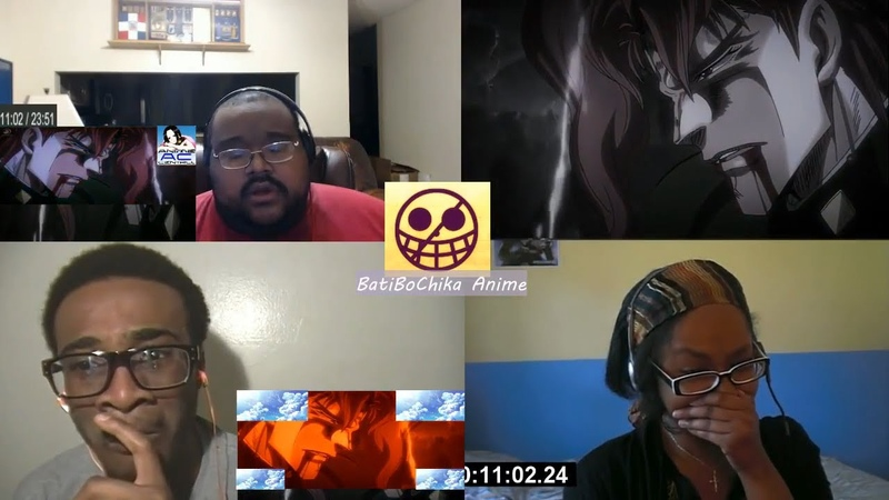 Kakyoin s death Kakyoin s Last Attack Reactions Mashup JoJo s Bizarre Adventure Episode 46