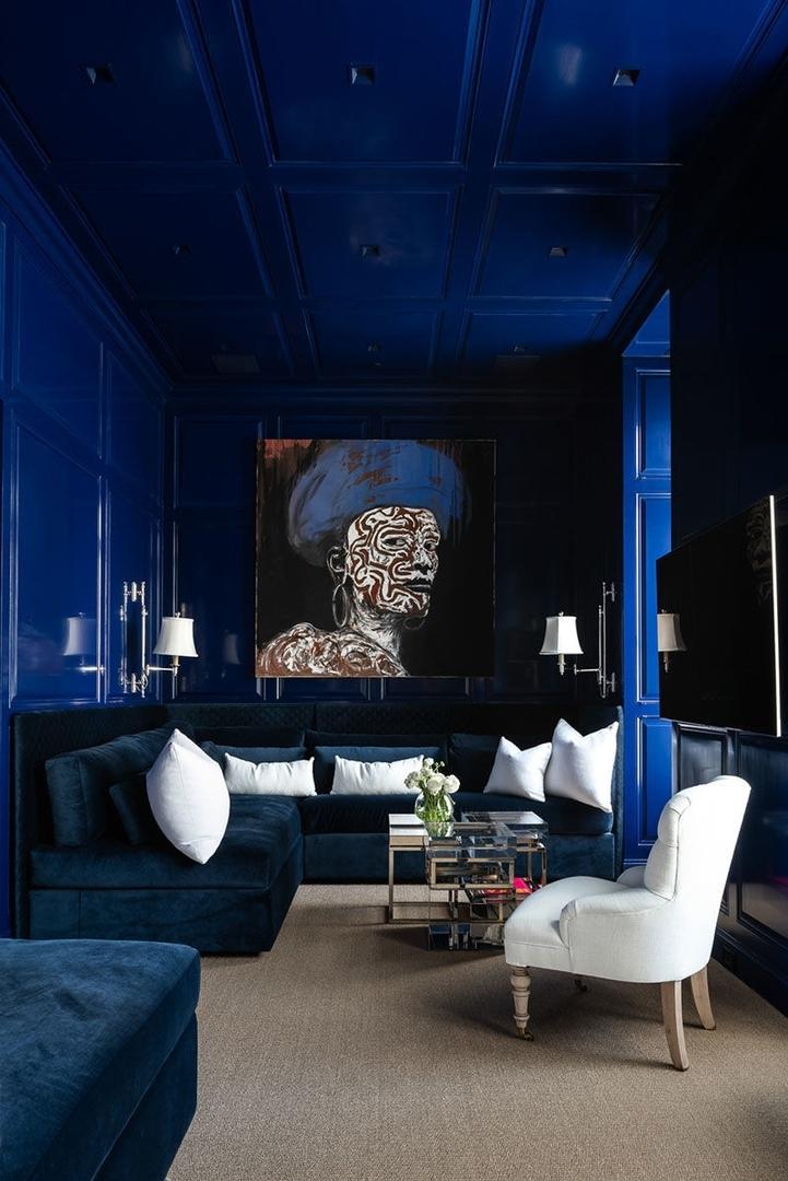 Удивительная квартира в готическом здании рядом с Центральным Парком в Нью-Йорке  || 02