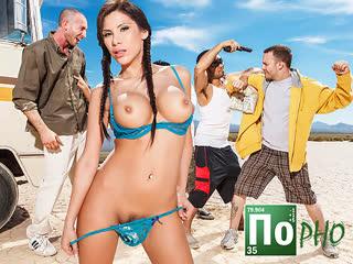 Косплей,Во все тяжкие,Aleksa Nicole,анал,anal,brazzers,порно,секс,porno,sex,pov,минет,орал,ролевое,HD,сюжет,пародия,XXX