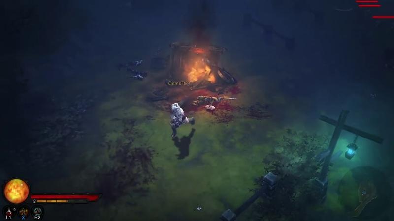 Diablo III Reaper Of Souls Ultimate Evil Edition Gameplay Walkthrough Part 1