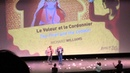 Annecy 2015- The thief and the cobbler presentation
