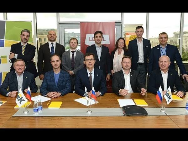 IEK GROUP и LEDEL синергия совместного развития бизнеса