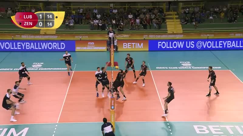 Cucine Lube Civitanova ITA vs. Zenit Kazan RUS Match Highlights