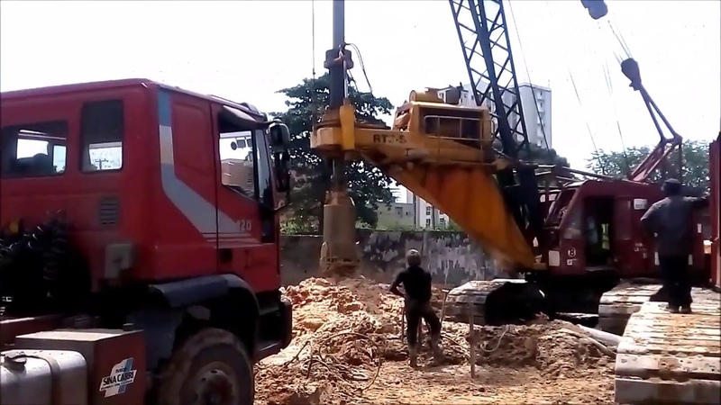 Piling Foundation tutorial video Bored Piles Vs CFA cast in situ vs Driven piles