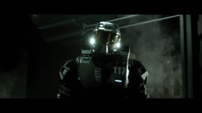 Halo 4 Идущий к рассвету Трейлер