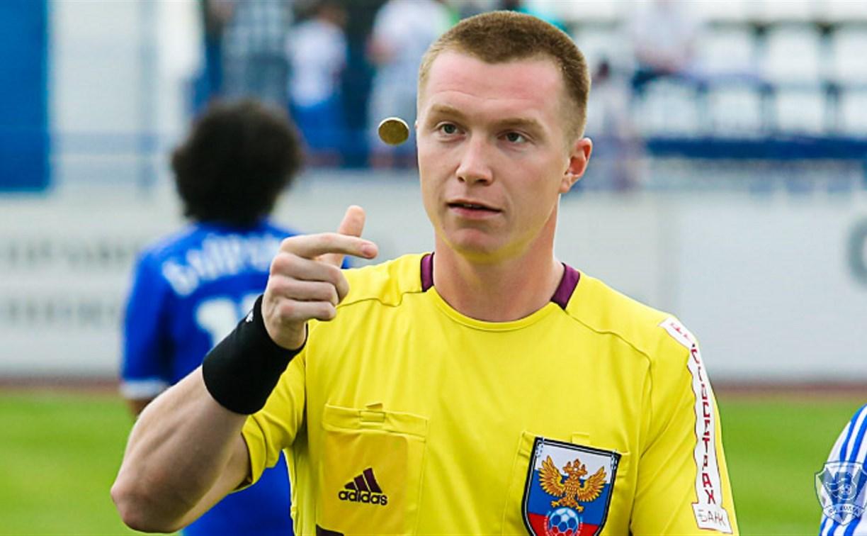 Станислав Васильев, футбольный арбитр