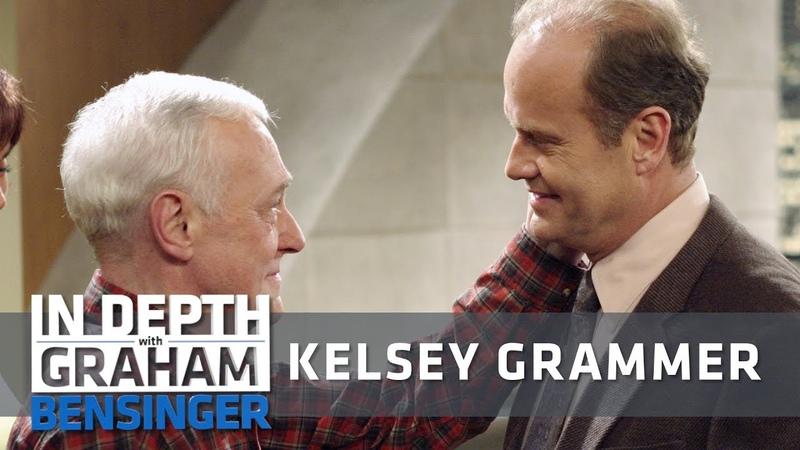 Kelsey Grammer Frasier gave me family I lost