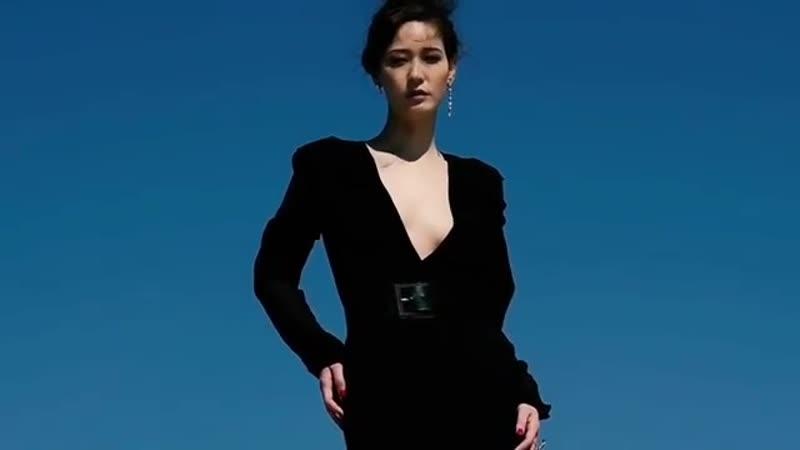 Harper's Bazaar Korea Апрельский выпуск 170402 Пён У Сок и Ха Мин Анастасия Ким