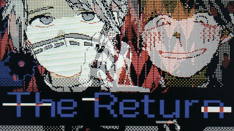 The Return ‐ Animation meme identity V 第5人格 [Aesop carl]Flipnote 3D