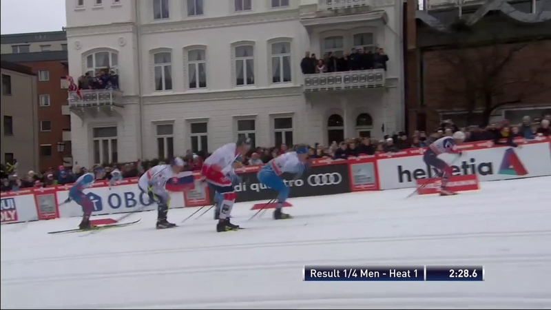 2017 Drammen Classic Sprint Northug Crazy Finish