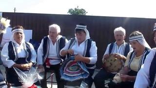 "Greek Ensemble ""Toloka"" from  Kasianivka at Mega Yorty in Urzuf, Dometsk Oblast, Ukraine - 2015 (1)"