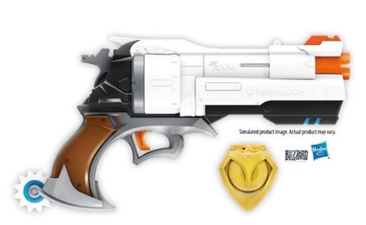 Обзор бластеров из игры «Overwatch», изображение №7