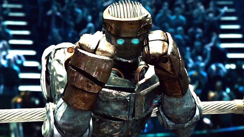 Атом против Зевса. (5 раунд). Живая сталь (2011) год.