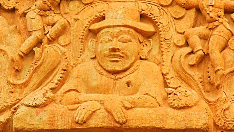 Ancient Indian Sculptures show International Connections Brihadeeswarar Temple
