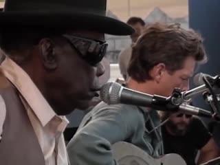 Jazz Festival1991John Lee Hooker's