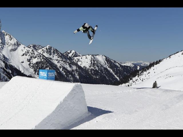 Gigasport Snowvalley Planneralm: Sessions Snowboard - 05.03.2013