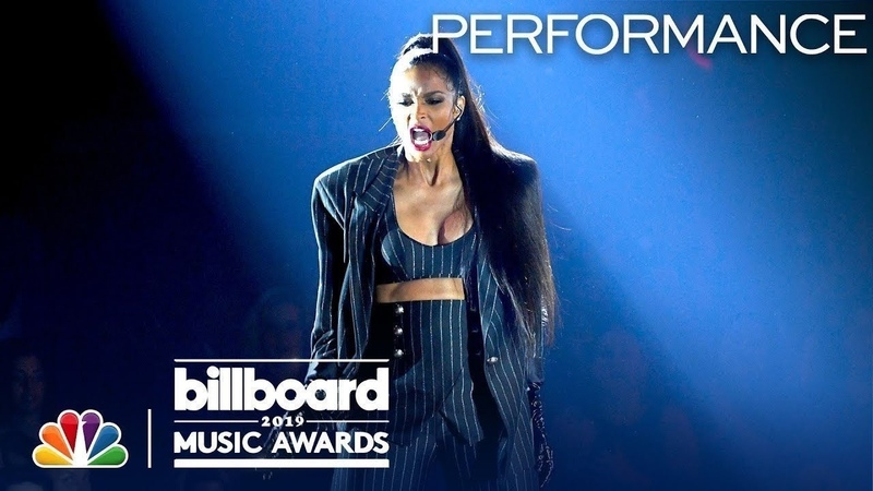 """Ciara Performs """"Thinkin Bout You"""" Live From The Billboard Awards 2019"""