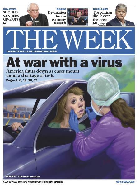 2020-04-04 The Week Magazine