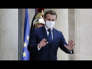 Во Франции в ночь на пятницу снова вводится карантин