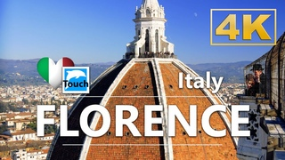 Florence, Italy  ► Video guide, 4K - 19 minutes