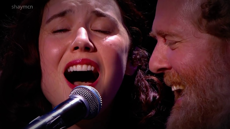Glen Hansard Lisa Hannigan Falling Slowly HD Live Albert Hall 2014 Feat John Sheahan
