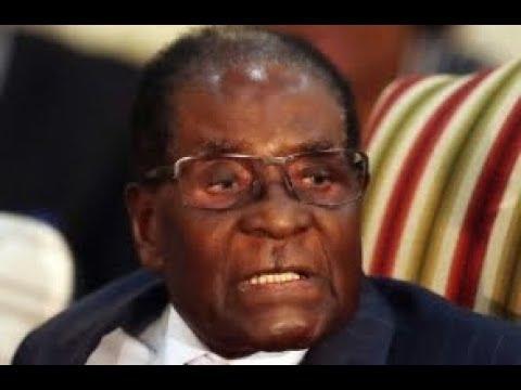 MUGABE IS GONE