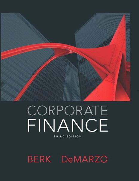 Corporate Finance 3 e