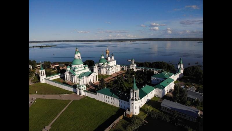 Ростов Великий Бывшая крепость звезда