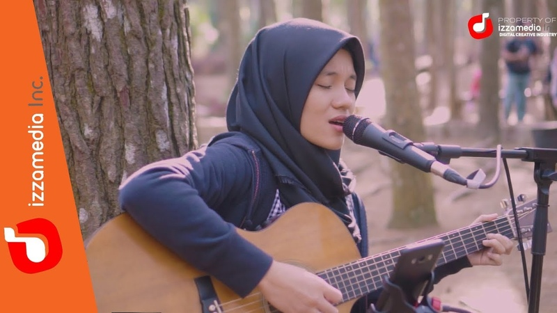 Hanya Rindu Admesh Kamaleng - Nindya Laksita Live Cover ( Hutan Pinus Mangunan )