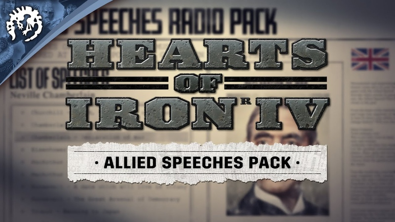 Hearts Of Iron IV Allied Speeches Pack Winston Churchill We shall fight on the beaches
