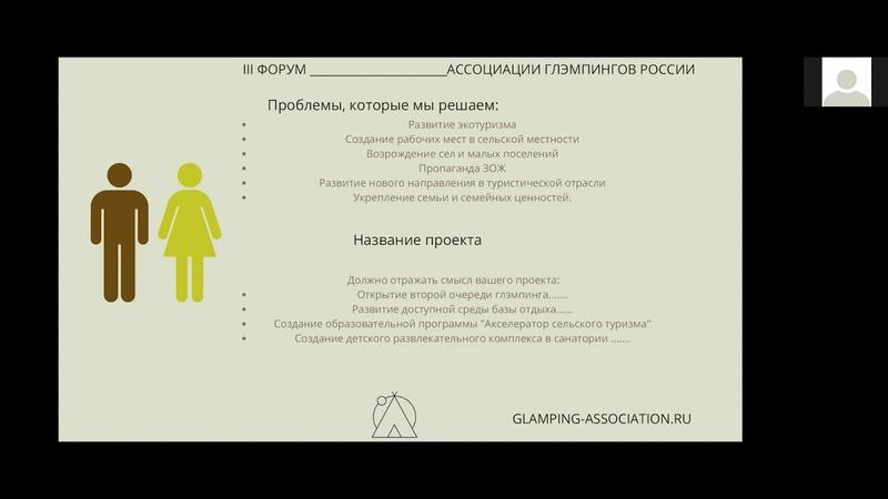 Материальная и иная поддержка сферы туризма Елена Суслина