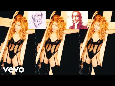 The Great Kat Offenbach Paganini And Shred Goddess Official Video