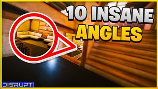 10 CRAZY Angles In Rainbow Six Siege