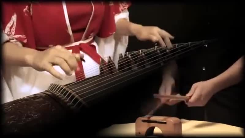 【箏鼓和鳴】權御天下 Sun Quan The Emperor (GuzhengDrum Ver.).mp4