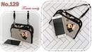 퀼트 No.129 핸드폰 가방Mini body cross bag, Cell phone bag, 퀼트가방, 무료패턴 PDFFree, 네이버 토마토캔디 44160