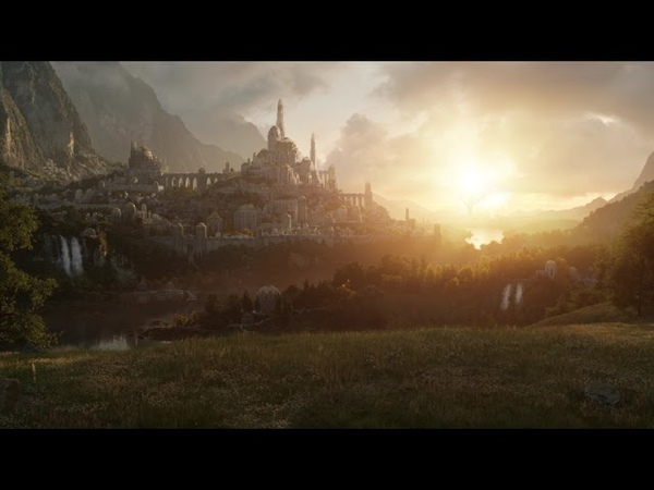 The Lord of the Rings Valinor Ambience Music