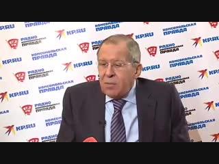 Лавров прямо заявил, что никакого признания ДНР и ЛНР не будет. ОРДЛО - это Украина