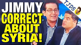 Jimmy Dore Truth Bombs TYT About Syria!