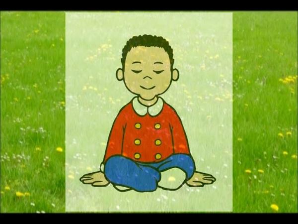 Meditazione per bambini Il giardino fiorito Il Fiore del Mooladhara