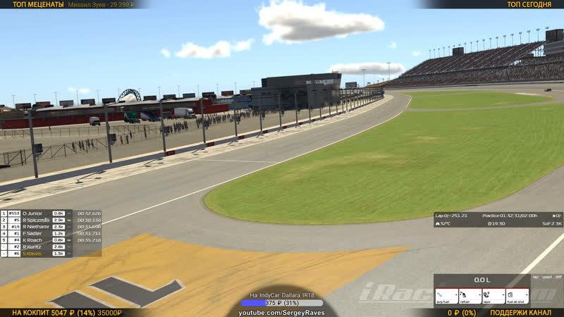 Однажды в Вегасе 3 NASCAR Cup Series @ Las Vegas Motor Speedway