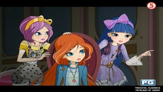 Winx Club: Season 8, Episode 1 - «Night Of The Stars» (Tagalog)