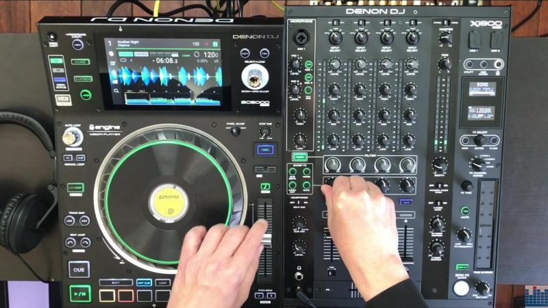 DenonDJ SC5000 Prime And X1800 Prime Review